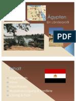 Länderprofil Ägypten