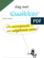 Aan de slag met Twitter - Gids voor beginners van @Paulusveltman