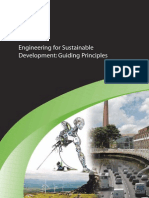 Engineering for Sustentable Development