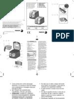 MI F-602 & F-603 - Servicio Técnico Fagor
