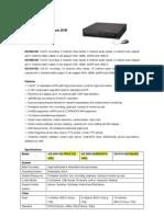 Full D1 H.264 Network DVR -1