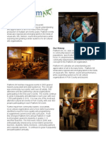 Platform Art Information
