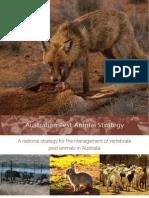 Australian Pest Animal Strategy