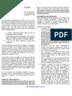 Direito - Ética e Estatuto da OAB, Esquemão