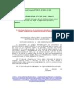 INSTRUÇÃO NORMATIVA Nº 5 DE 31 DE MARÇO DE 2000