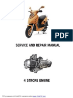 Baotian Service Manual