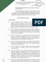 Dictamen Legal 309 2011_Tomza CONAP