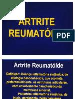 AULA ARTRITE REUMATÓIDE