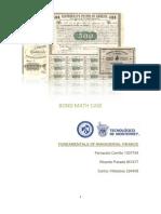 Bond Math Casepgdl01team