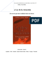 La-ley-De-la-Atraccion by Esther and Jerry Hicks