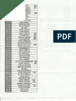 Democrat Target List Page 1