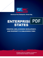 Final Report Enterprising States Email