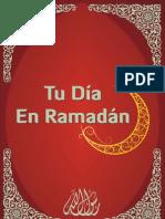 Tu día en Ramadán