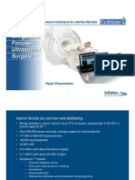Insightec - Ultrasound Guided Therapy