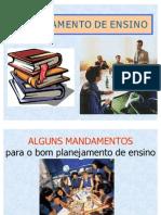 Visão geral e planejamento anual