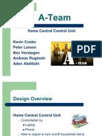Home Central Control Unit
