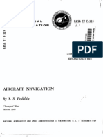 Aircraft Navigation NASA Book