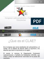 Presentación CLAE