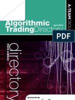 Algorithmic Trading Directory 2010
