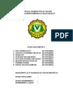 Proposal Pembentukan Desa Ukgmd Tgs Kewir Div