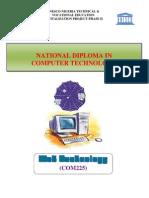 Com 225 Web Technology Practical Book