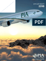 PIA Annual Report 2010