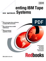 IBM Tape in Unix Systems
