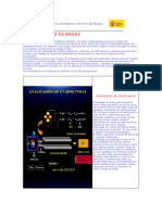 Laboratorio de Espectrometría de Masas