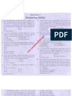 SBI Bank PO 2010 Question Paper