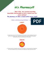 Allah's Pharmacy!