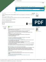 HYSYS Installation_ FATAL ERROR 1603 During Installation on - Microsoft Answ