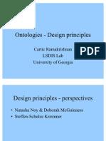 Ontology Design