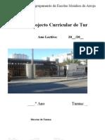 Projecto Curricular de Turma Final