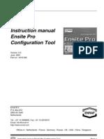 Ensite Pro Instruction Manual 2.0
