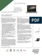 IBJSC.com - HP ENVY 17-2070NR Notebook Computer - Silver