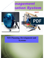 Management Information System Unit II