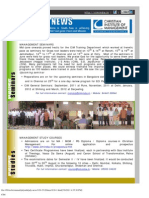 CIM Monthly News - July 2011