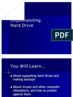10 Implementing Hard Drive (Edited)