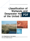 Classification Wetlands Deep Water Habitats Us