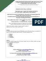 Formato Para Abstracts Resumenes 2012