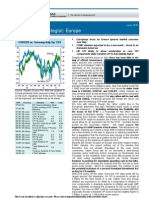 Daily FX Str Europe 12 July 2011