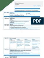 Program as of 07 12