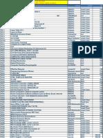 Cdrom List 2010