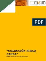 Colección Piraq causa