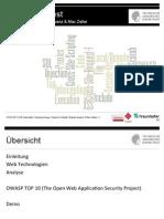 Web App Security Slides