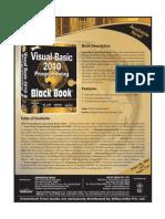 Visual Basic 2010 Programming Black Book