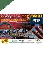 Cartolina 220x155 Corri Cittanova