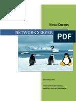 Nota Kursus Network Server Setup