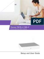 TG585-V7 Setup User Guide En