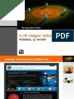 Joomla! International Edition HU